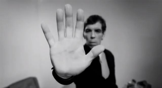 Sprich mit meiner Hand